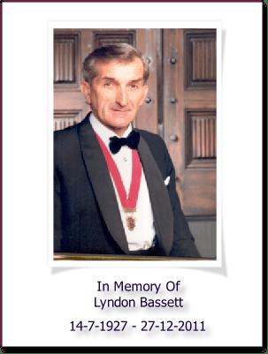 Lyndon Bassett portrait