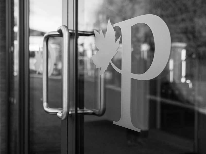 doors of arthur peake funeral home